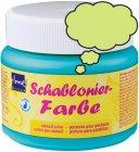 Schablonierfarbe Lemon