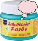 Schablonierfarbe Magnolie