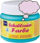 Schablonierfarbe Pastelviolett