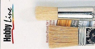 Hobby Line Pinselset Schablonieren