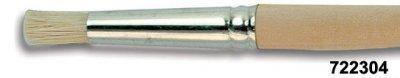 Hobby Line Schablonierpinsel Gr.4